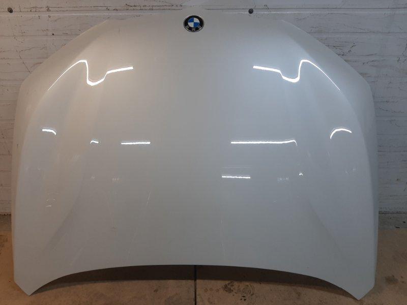 Капот Bmw X1 F48 2015 передний (б/у)