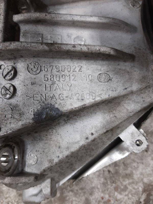 Кронштейн подушки двс Bmw X6 E71 3.0 N57D30A 2009 передний правый нижний (б/у)