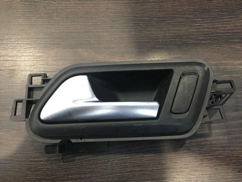 Ручка двери Volkswagen Amarok 2H 2010 передняя левая (б/у)