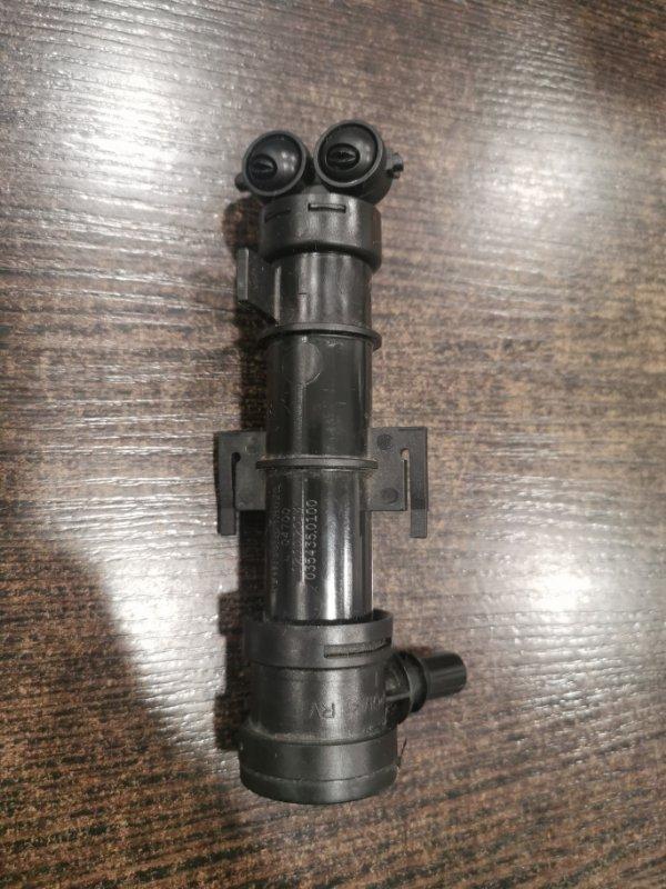 Форсунка омывателя фар Skoda Yeti 5L 2014 передняя левая (б/у)