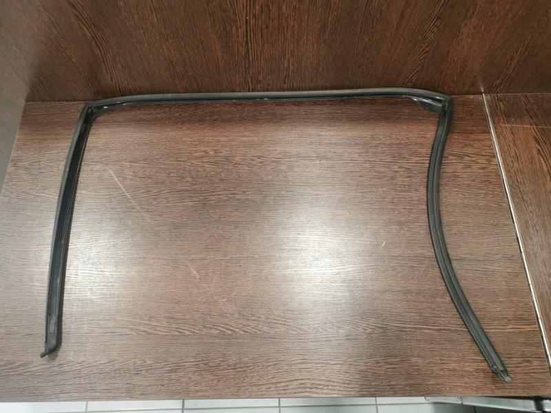 Уплотнитель двери Bmw X5 E70 2006 задний правый (б/у)
