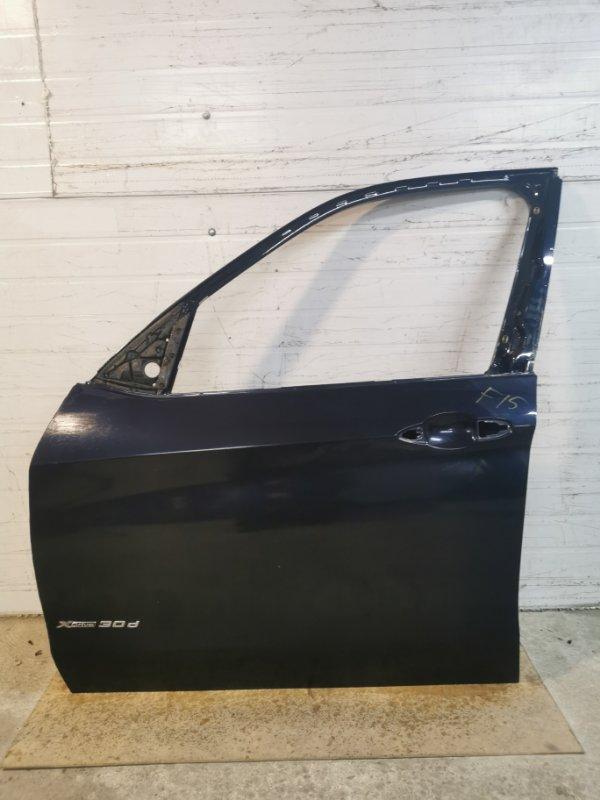 Дверь Bmw X5 F15 2013 передняя левая (б/у)