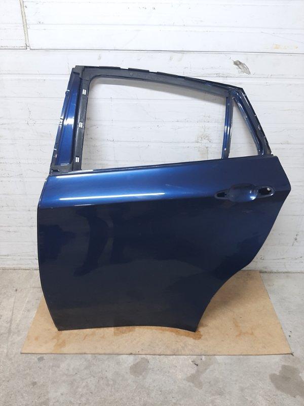 Дверь Bmw X6 E71 3.0 N57D30A 2009 задняя левая (б/у)