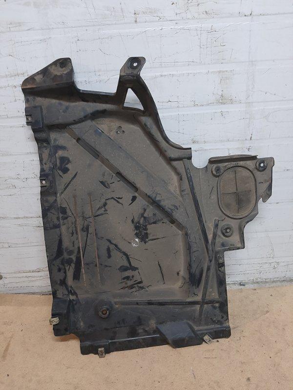 Облицовка днища кузова Bmw X1 F48 2015 задняя левая нижняя (б/у)