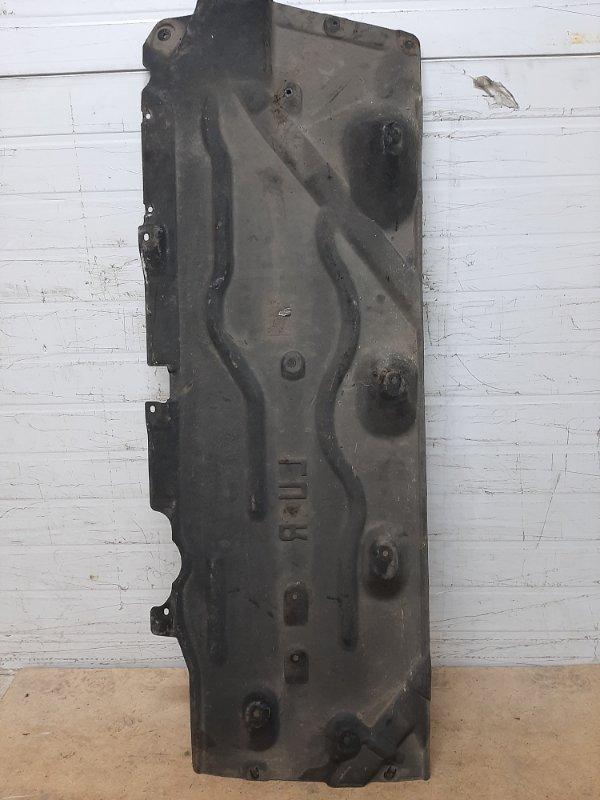 Облицовка днища кузова Bmw X1 F48 2014 правая нижняя (б/у)