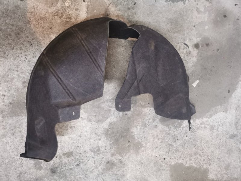 Подкрылок Skoda Yeti 5L 2014 задний левый (б/у)