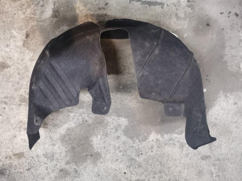 Подкрылок Skoda Yeti 5L 2014 задний правый (б/у)