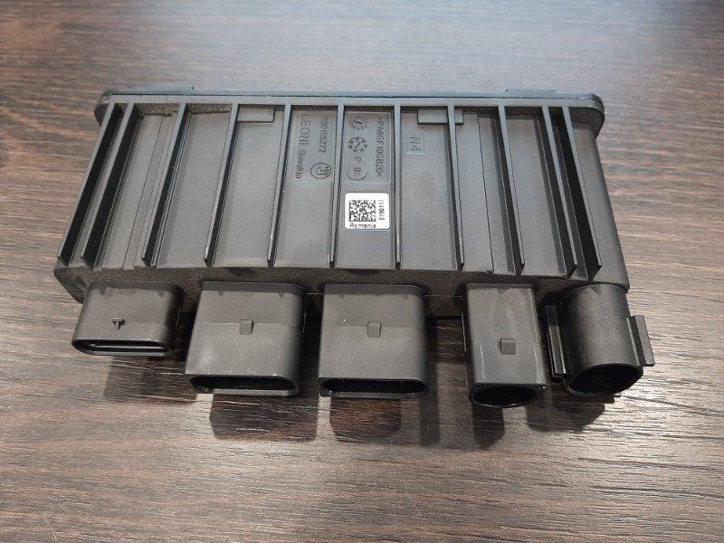 Встроенный модуль питания Bmw X1 F48 2014 (б/у)