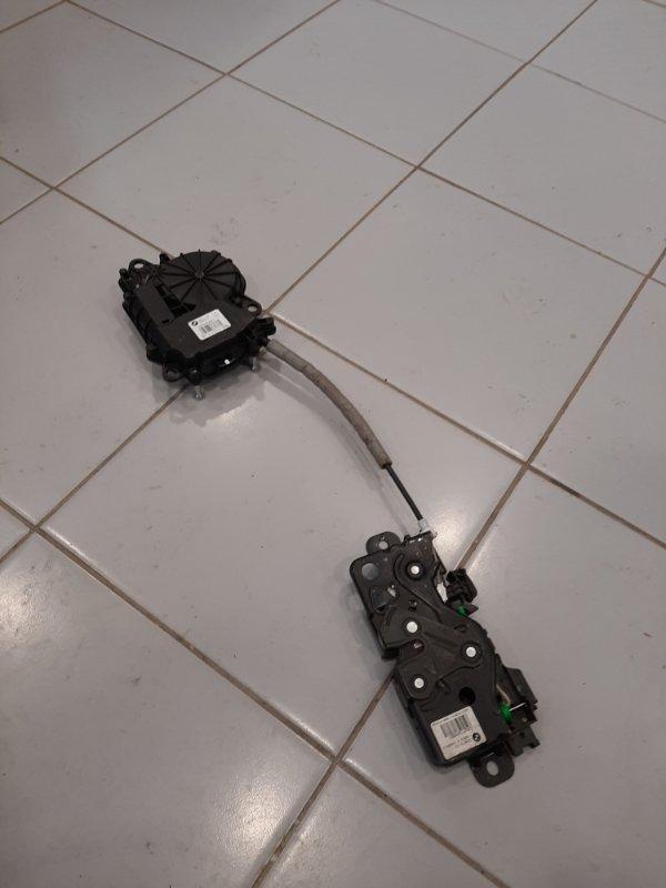 Доводчик крышки багажника Bmw X1 F48 2014 (б/у)