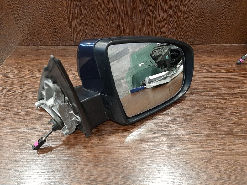 Зеркало Bmw X6 E71 3.0 N57D30A 2009 правое (б/у)
