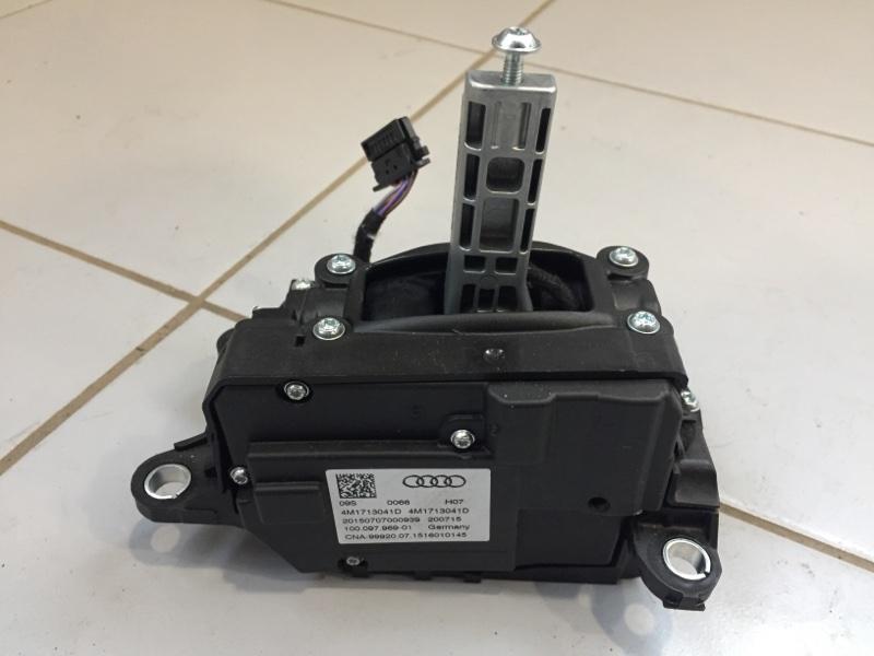 Селектор акпп Audi Q7 4M 2015 (б/у)