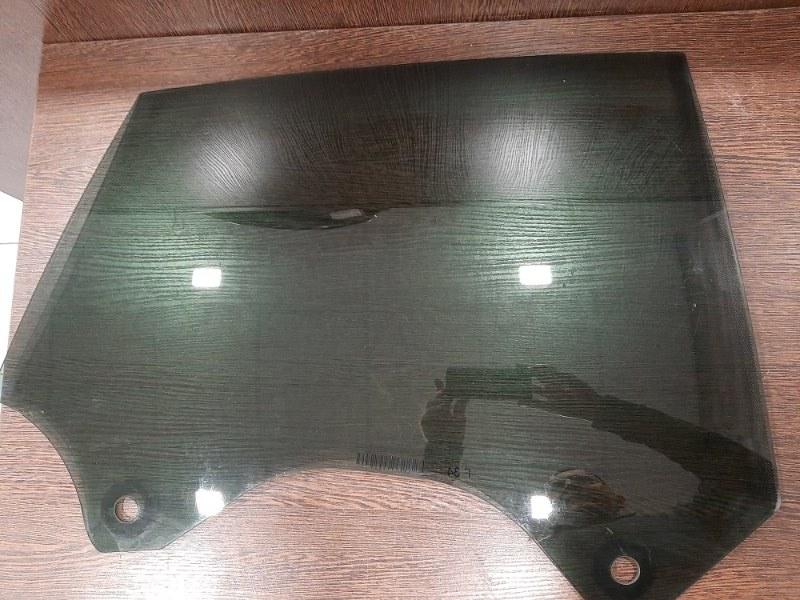 Стекло двери Bmw 3-Series F34 2013 заднее правое (б/у)