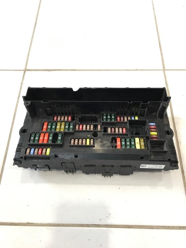 Распределитель тока пд Bmw 5-Series F11 3.0 N57D30A 2009 (б/у)