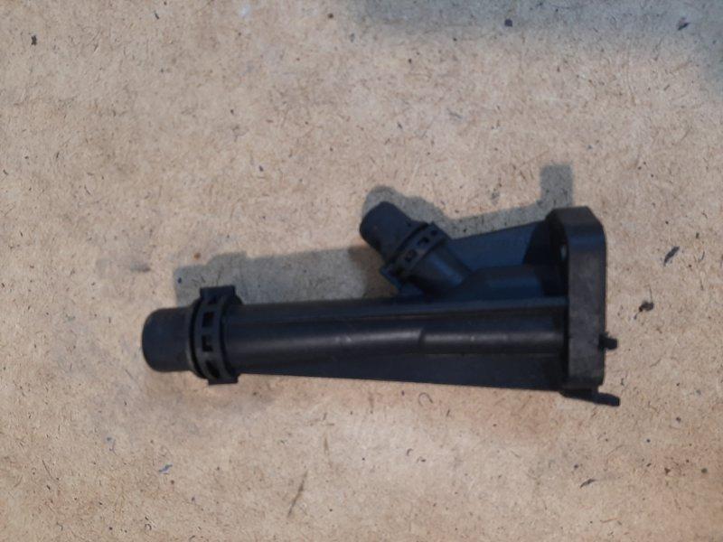 Соединительный патрубок Bmw X6 E71 3.0 N57D30A 2009 передний (б/у)