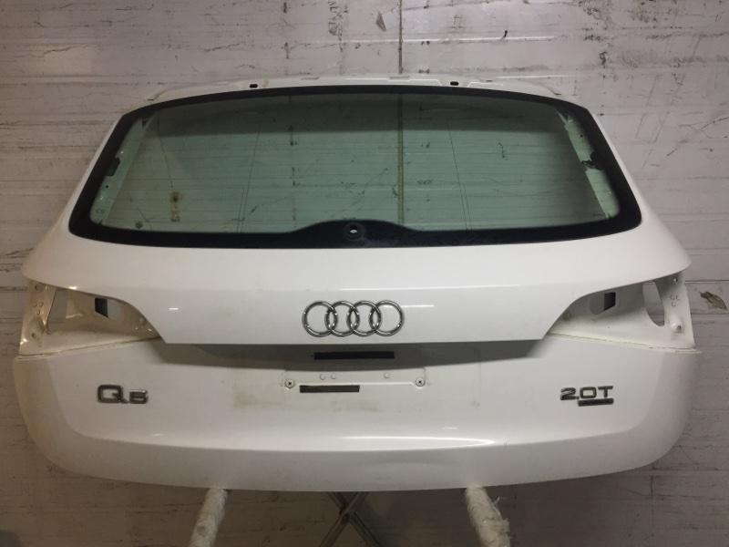 Крышка багажника Audi Q5 8R 2.0 CDN 2008 задняя (б/у)