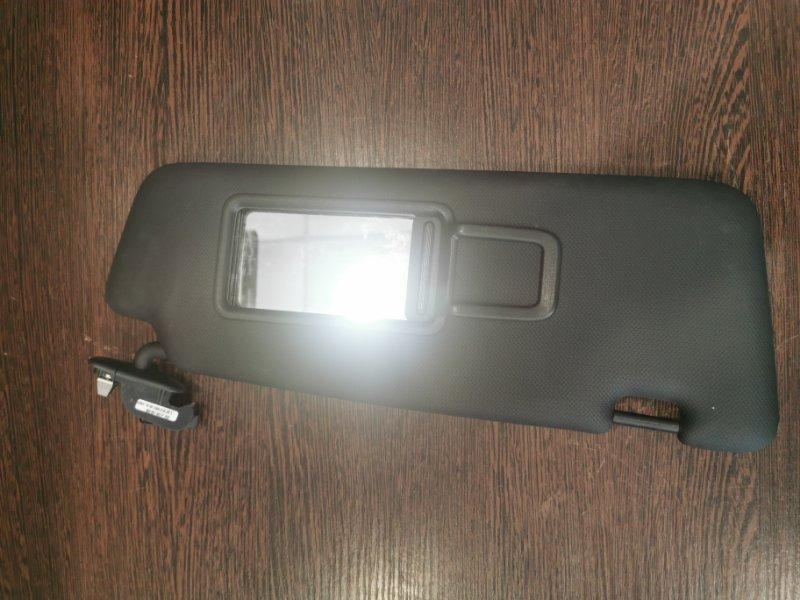 Козырек солнцезащитный Audi Q5 8R 2.0 CDN 2008 передний правый (б/у)