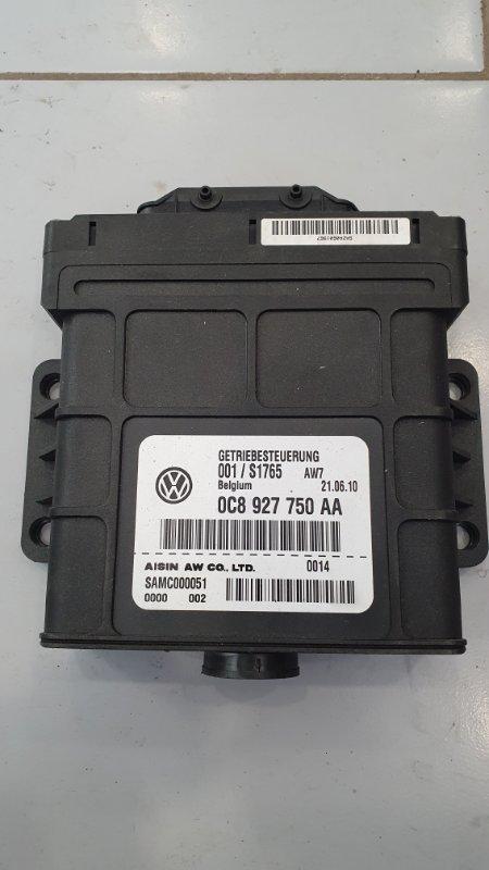 Блок управления акпп Audi Q7 4L 2010 (б/у)