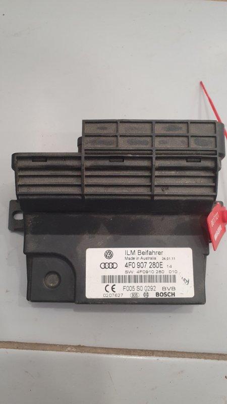 Блок управления бортовой сети Audi Q7 4L 2007 (б/у)
