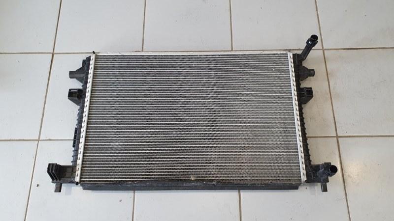 Радиатор охлаждения Volkswagen Tiguan 5NA 2016 (б/у)