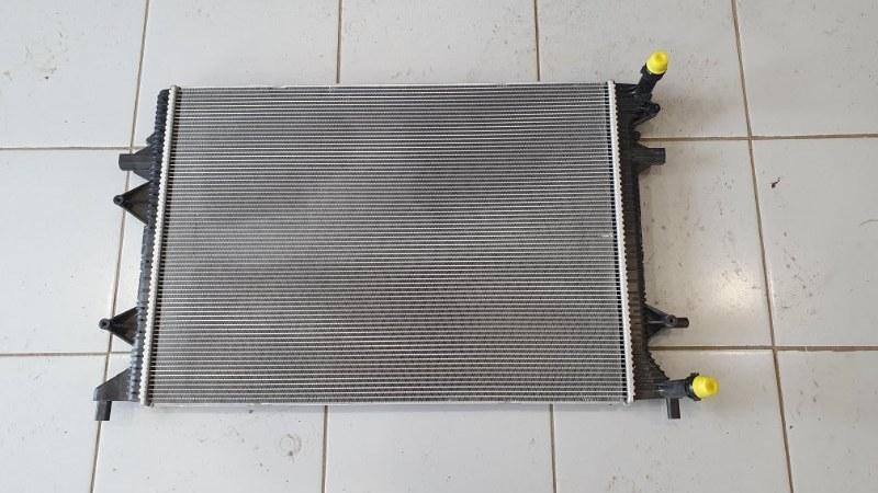 Радиатор дополнительный Skoda Yeti 5L 2014 (б/у)