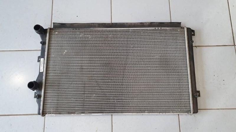 Радиатор охлаждения Skoda Yeti 5L 2010 (б/у)
