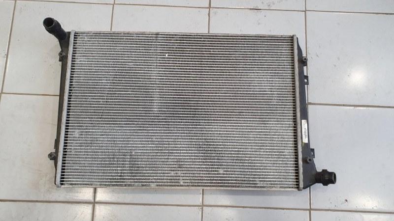 Радиатор охлаждения Skoda Octavia 1Z 2004 (б/у)