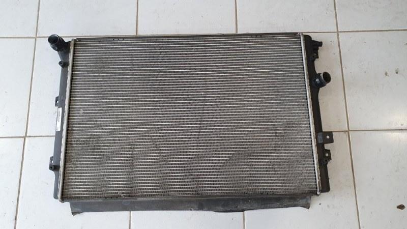 Радиатор охлаждения Volkswagen Tiguan 5N 2007 (б/у)