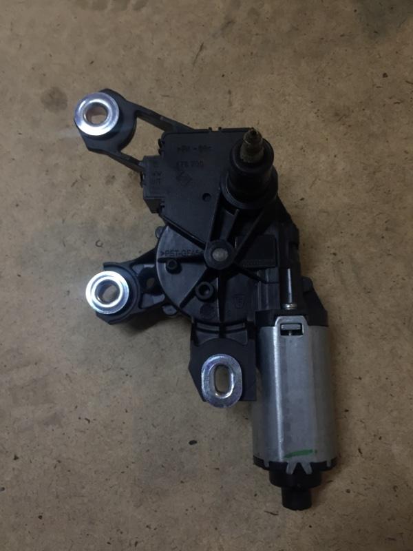 Мотор стеклоочистителя Audi Q5 8R 2.0 CDN 2008 задний (б/у)