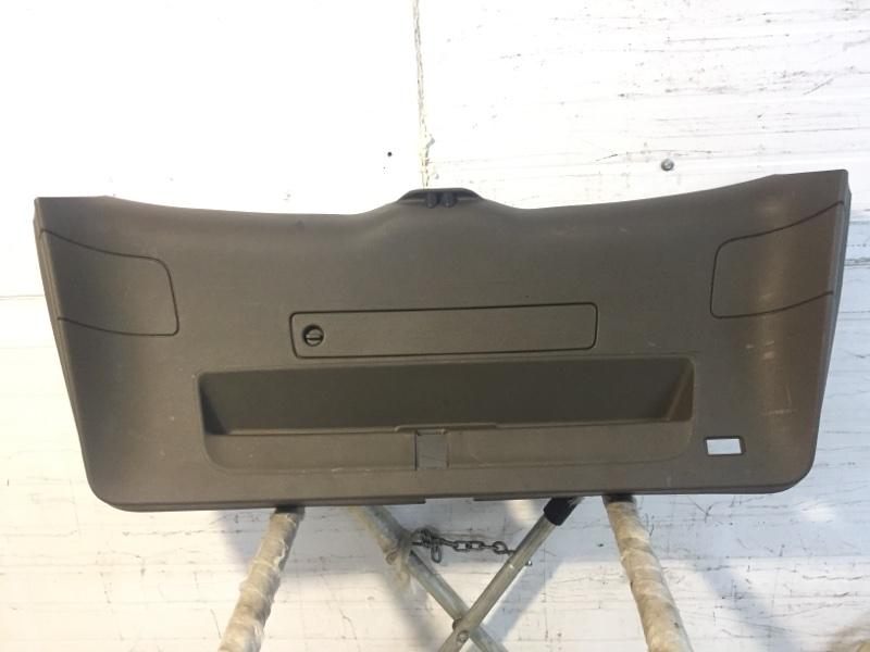 Обшивка багажника Audi Q5 8R 2.0 CDN 2008 (б/у)