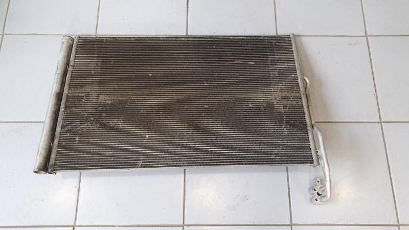 Радиатор кондиционера Volkswagen Touareg 7P 2010 (б/у)