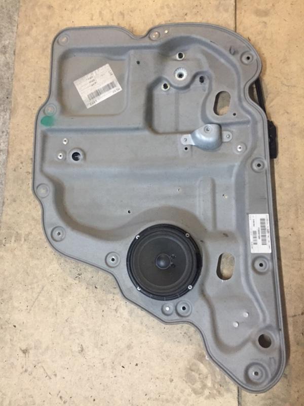 Стеклоподъемник Volkswagen Touran 1T задний правый (б/у)