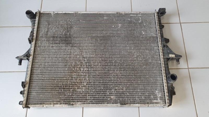 Радиатор охлаждения Volkswagen Touareg 7L 2003 (б/у)