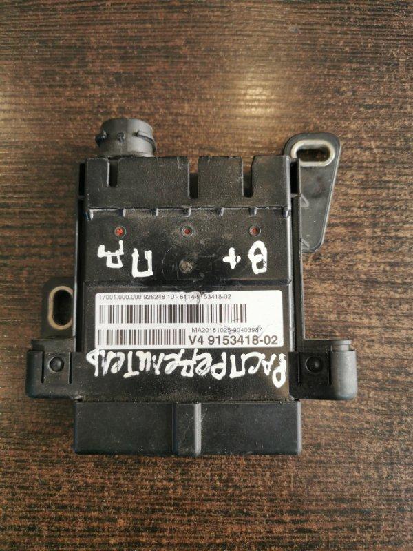 Распределитель тока b+ Bmw 5-Series F10 2009 передний (б/у)