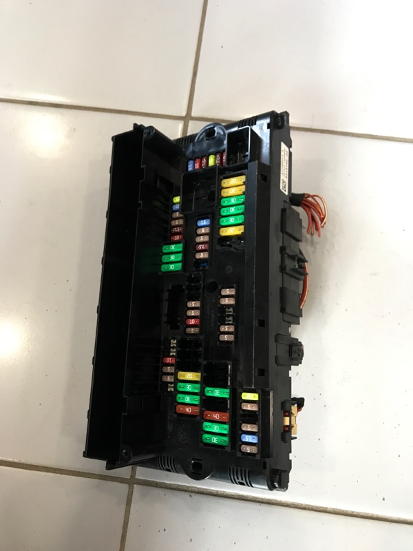 Распределитель тока пд Bmw X3 F25 2.0 B47D20A 2013 (б/у)