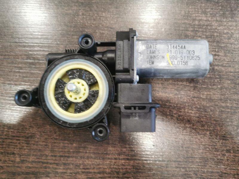 Мотор стеклоподъемника Bmw X1 F48 2014 правый (б/у)