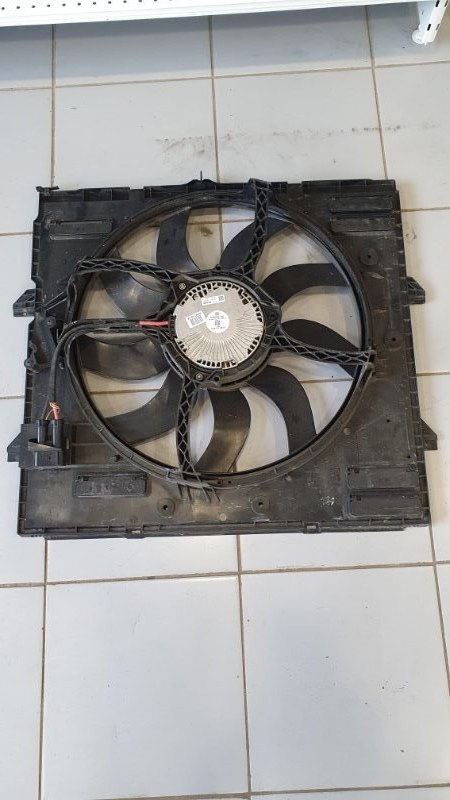 Диффузор вентилятора Volkswagen Amarok 2H 2013 (б/у)