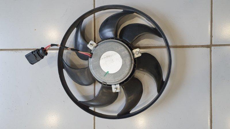 Вентилятор охлаждения радиатора Volkswagen Passat 3C 2009 (б/у)