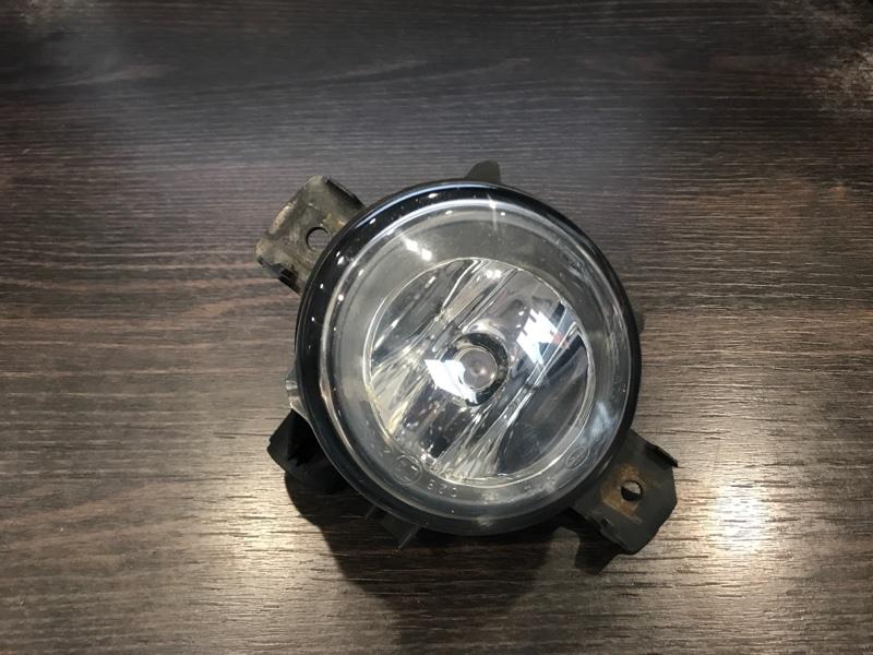 Фара противотуманная Bmw X5 E70 2009 передняя правая (б/у)