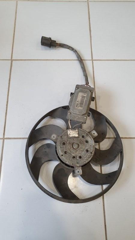 Вентилятор охлаждения радиатора Volkswagen Touareg 7L 2003 (б/у)