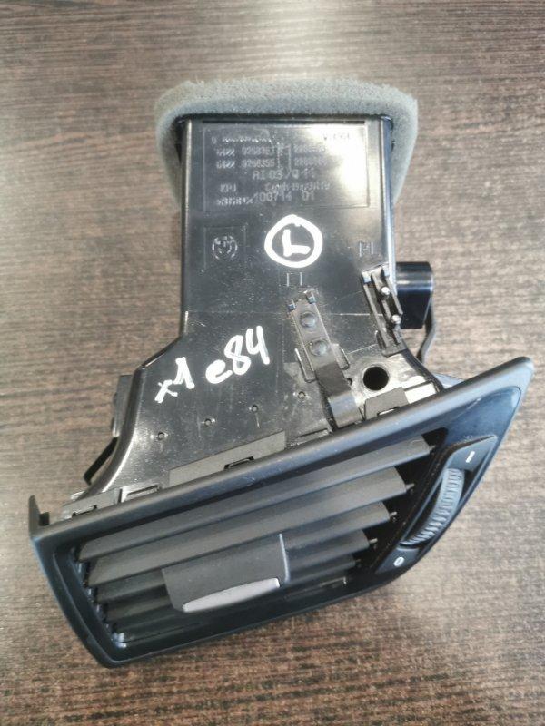 Вентиляционная решетка Bmw X1 E84 2.0 N47D20C 2009 передняя левая (б/у)