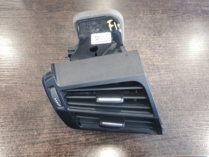 Вентиляционная решетка Bmw X5 F15 3.0 N57D30A 2013 передняя левая (б/у)
