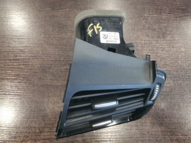 Вентиляционная решетка Bmw X5 F15 3.0 N57D30B 2013 передняя правая (б/у)