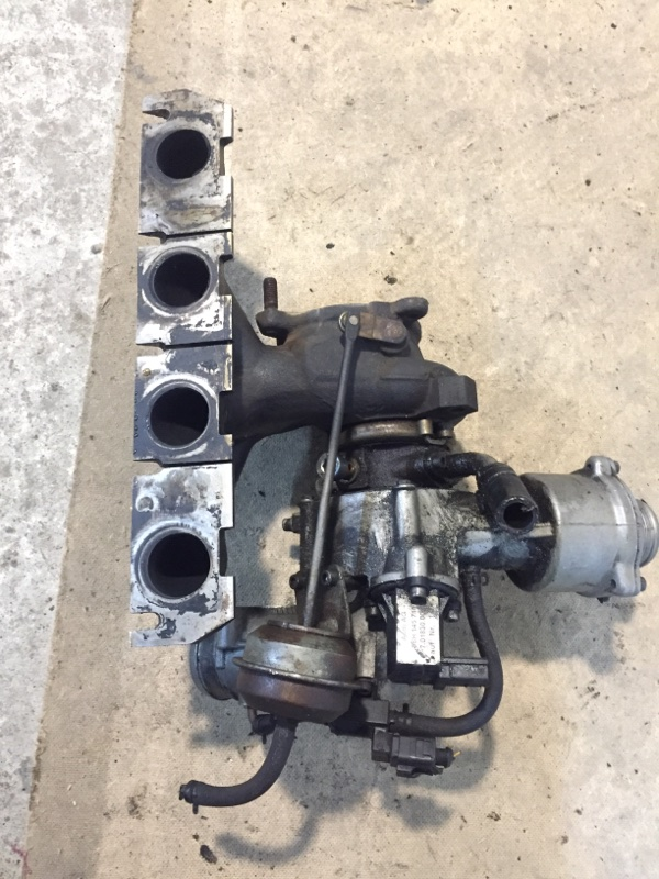 Турбина Audi Q5 8R 2.0 CDN 2008 (б/у)