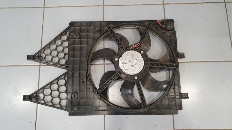 Диффузор вентиляторов Audi A1 8X 2010 (б/у)