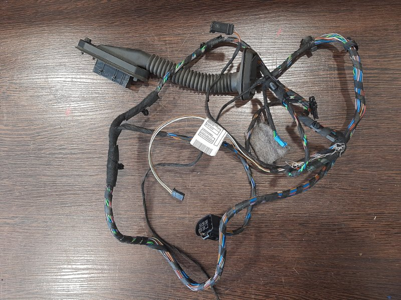 Проводка двери Bmw X6 E71 2007 задняя (б/у)