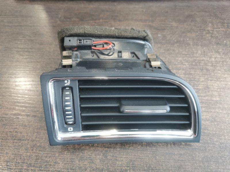 Вентиляционная решетка Skoda Superb 3T 2008 передняя правая (б/у)