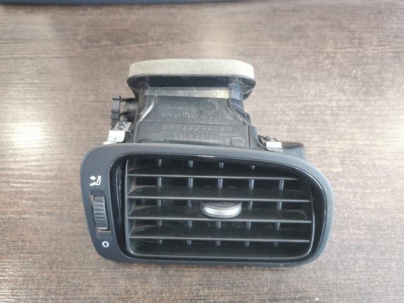 Вентиляционная решетка Volkswagen Polo 6R 2010 передняя правая (б/у)