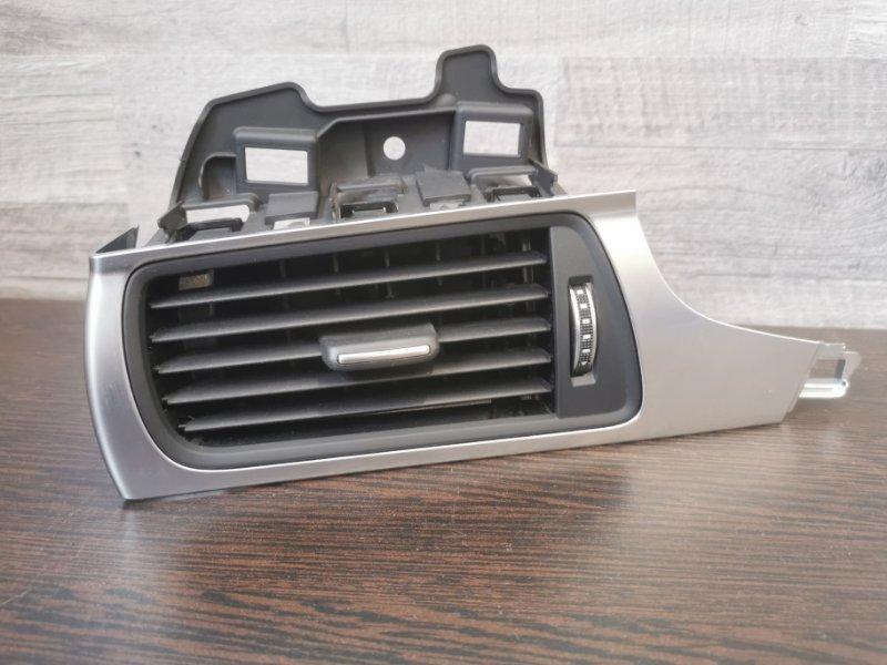 Вентиляционная решетка Audi A6 4G 2014 передняя левая (б/у)