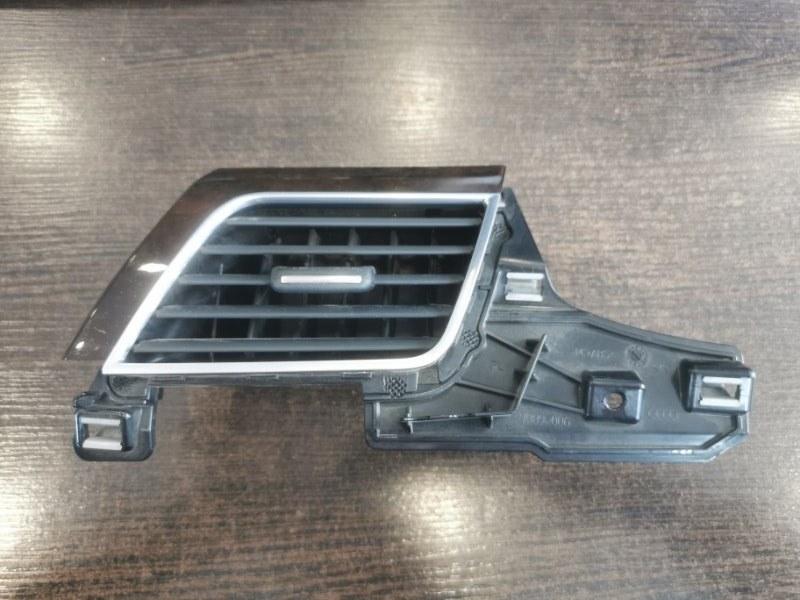 Вентиляционная решетка Audi A8 4H 2010 передняя левая (б/у)