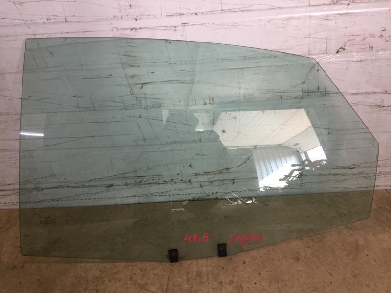 Стекло двери Audi A6 4B 1997 заднее левое (б/у)